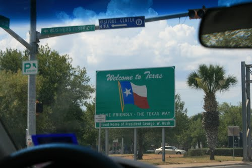 Welcome To Texas Laredo Texas