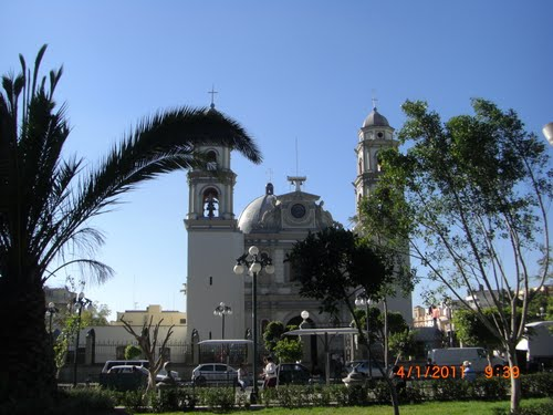 Tehuacan, Catedral