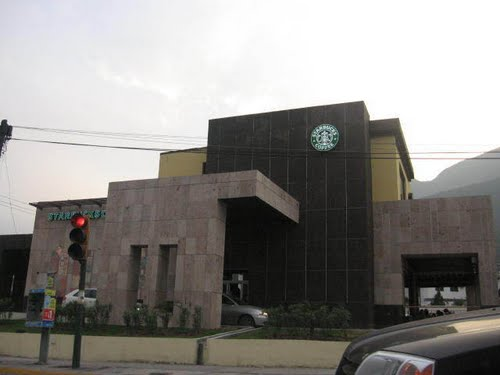 Cafe Starbucks Cumbres