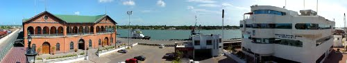 Port of Tampico Mexico / Sony Mavica / 1.44 Mb Floppy